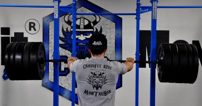 Le coach de CrossFit ®* 8201