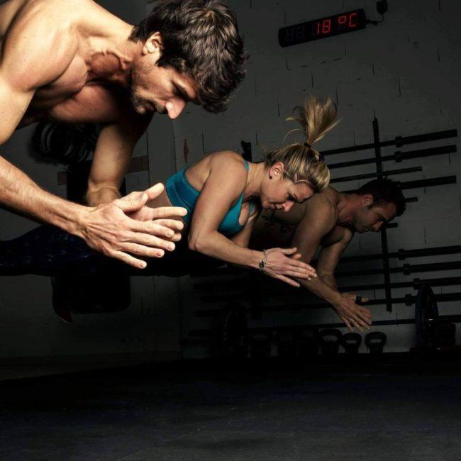 la-team- CrossFit ®* Biot-en-plein-wod