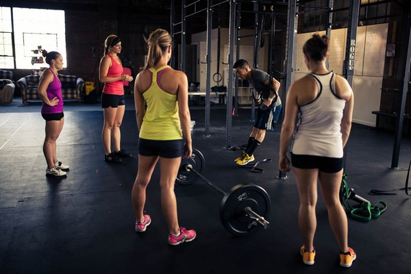 CrossFit ®* cours wodnews