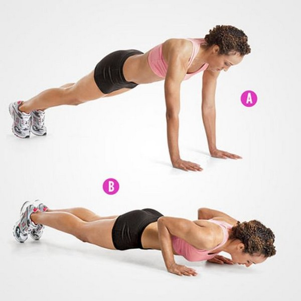 push up triceps wodnews