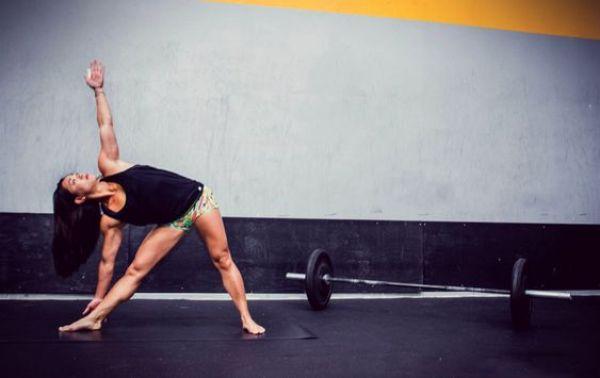 CrossFit ®* yoga