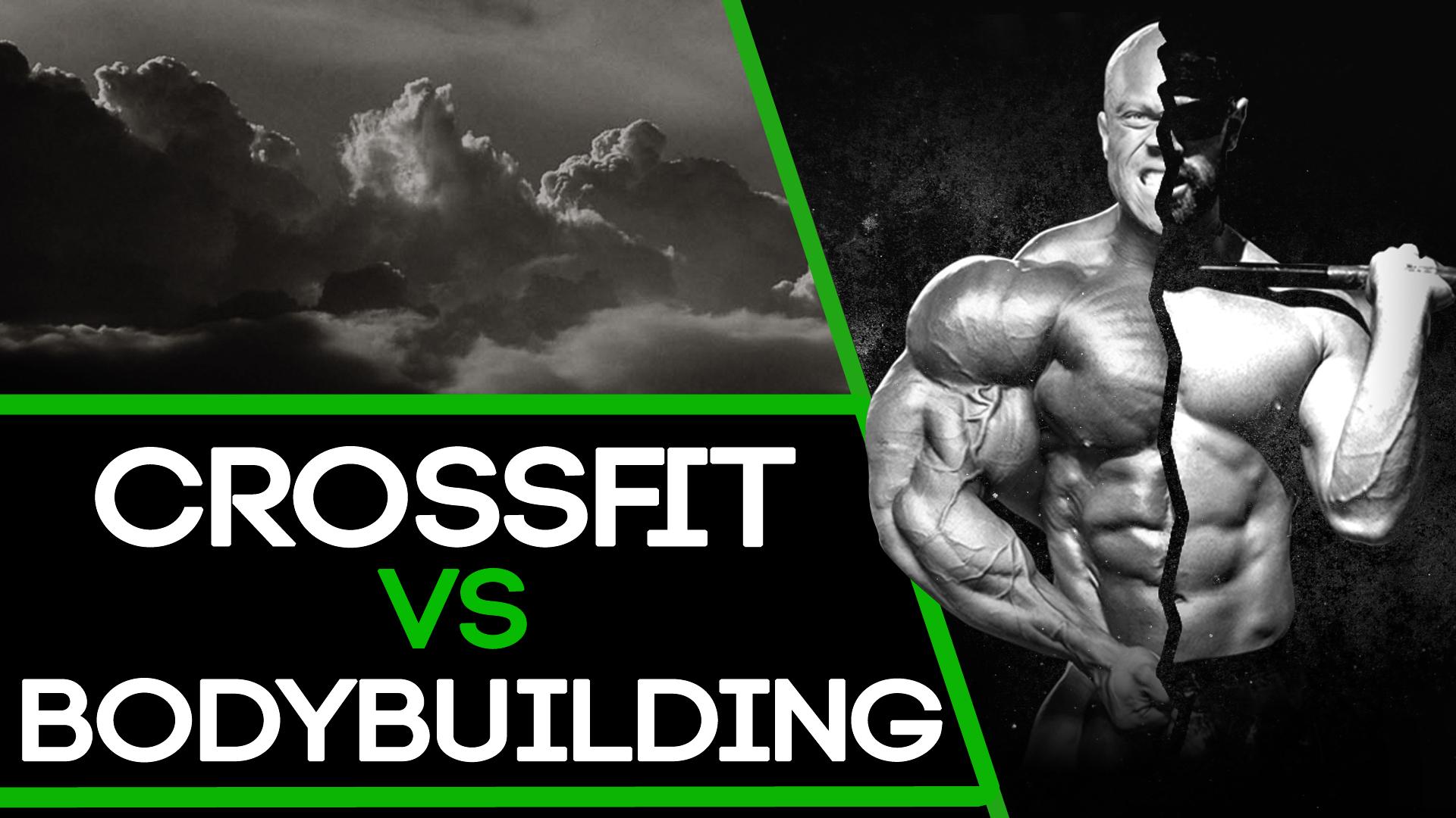 5 Differences Entre Le CrossFitR Et Body Building