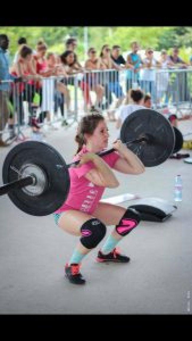 Helene Poire - CrossFit ®* Samarobriva