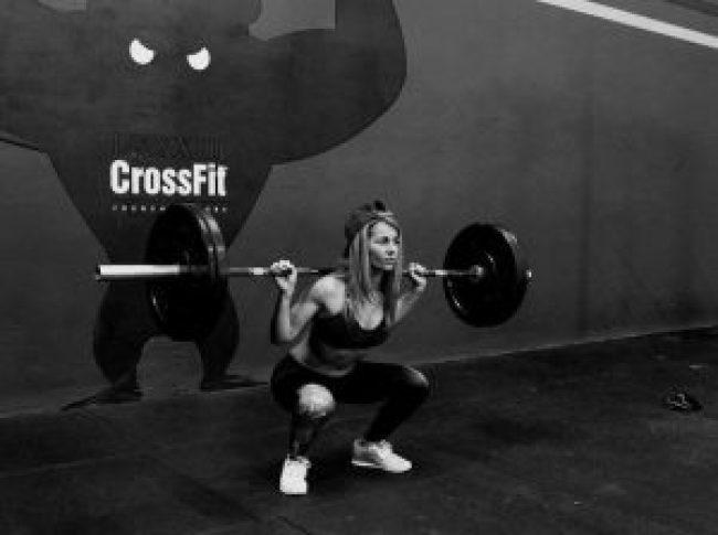 Julie Giraudo - CrossFit ®* French Riviera 83