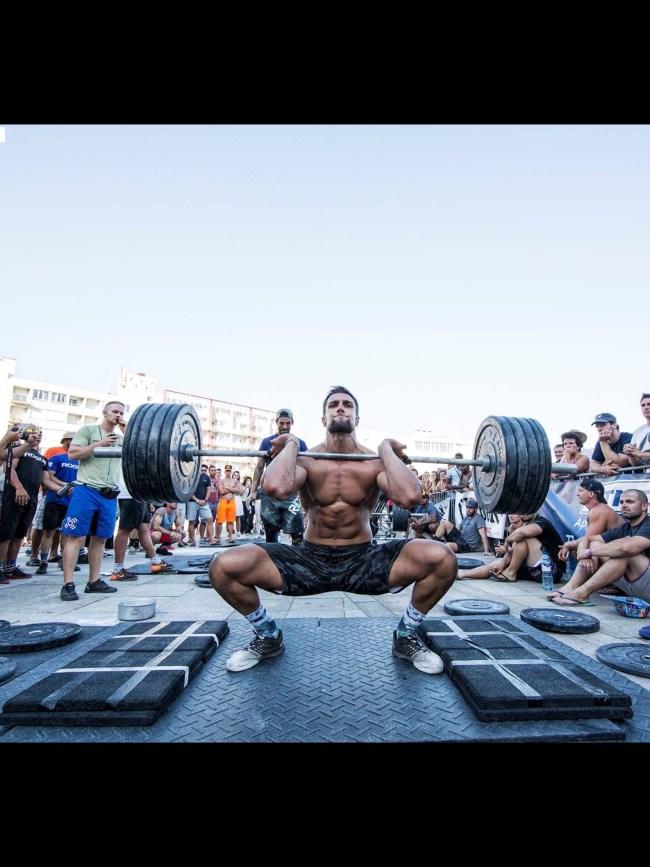 Louis Thomas - 3.7 CrossFit