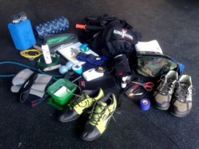 crossfit-gear-assortment