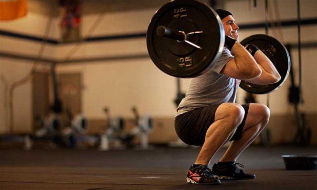 Thruster CrossFit