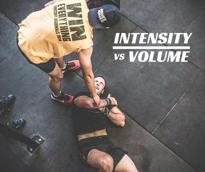 Crossfit, intensità o volume?