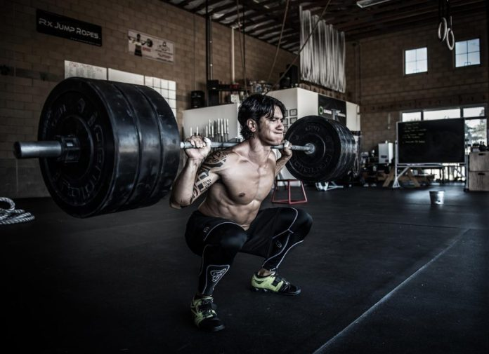 Progressione Squat CrossFit