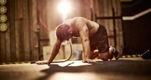 crossfit pre-workout