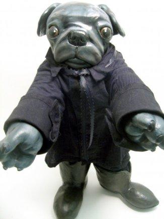 Pug as Johnny Cash