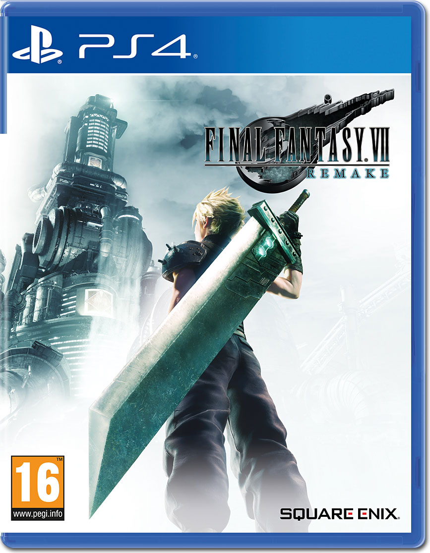 Final Fantasy 7 Remake Playstation 4 World Of Games