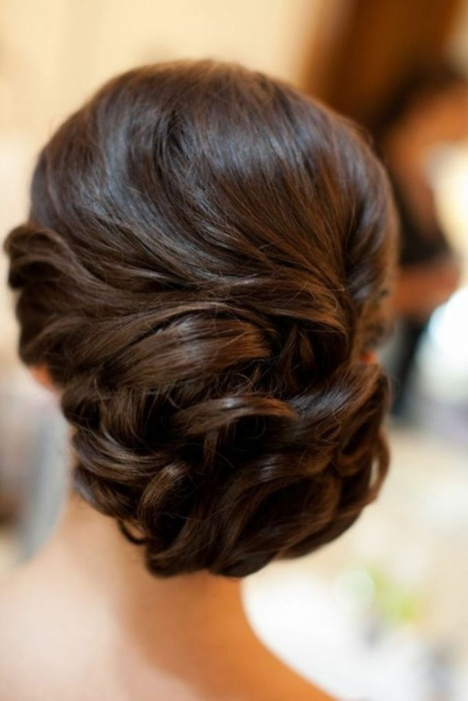 68 stunning updo wedding hairstyles ideas - wohh wedding