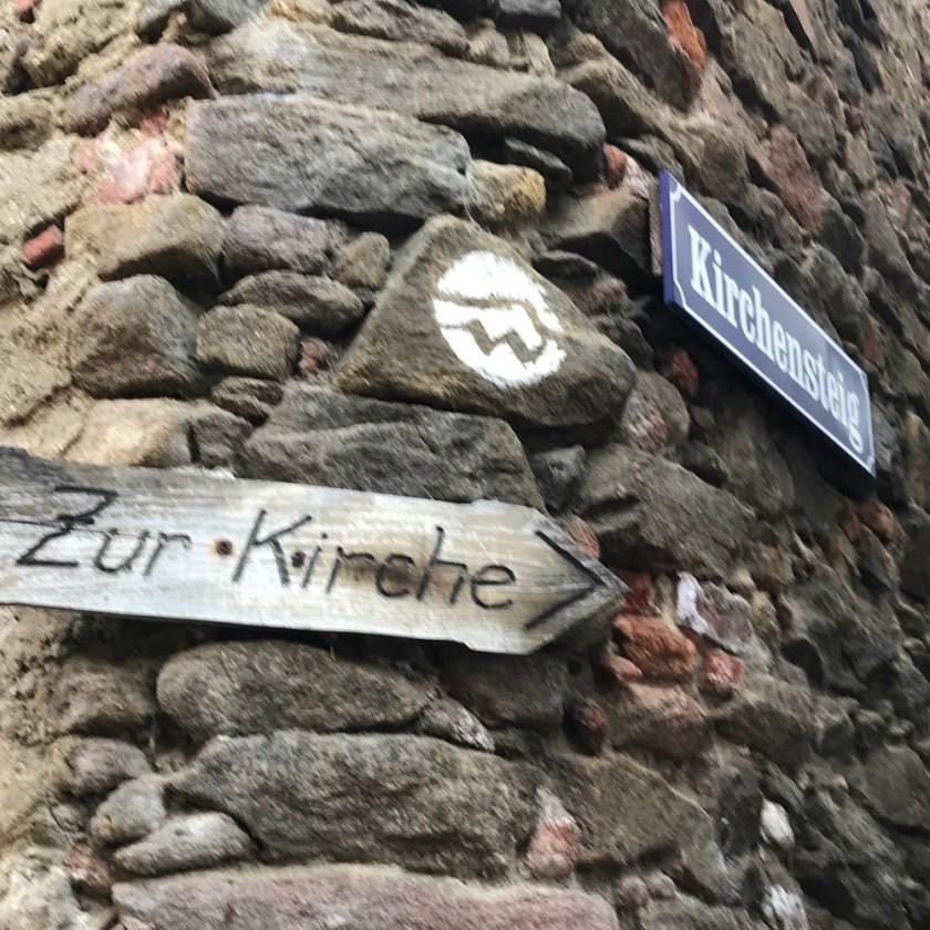 Kirchensteig Weißenkirchen