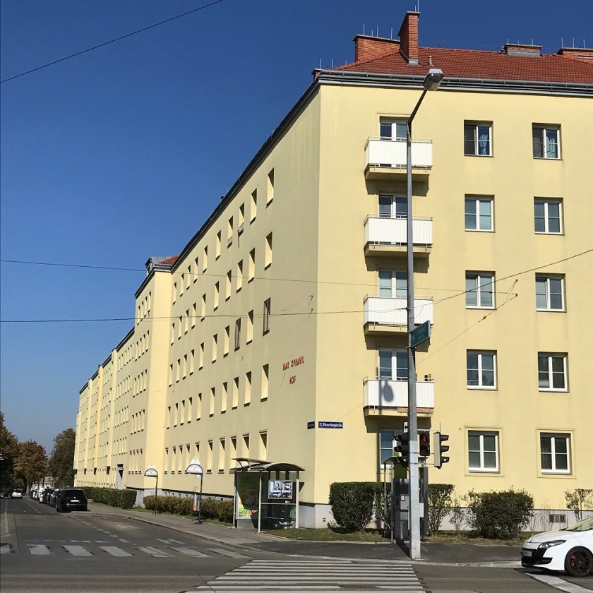 Querung Wienerbergstraße
