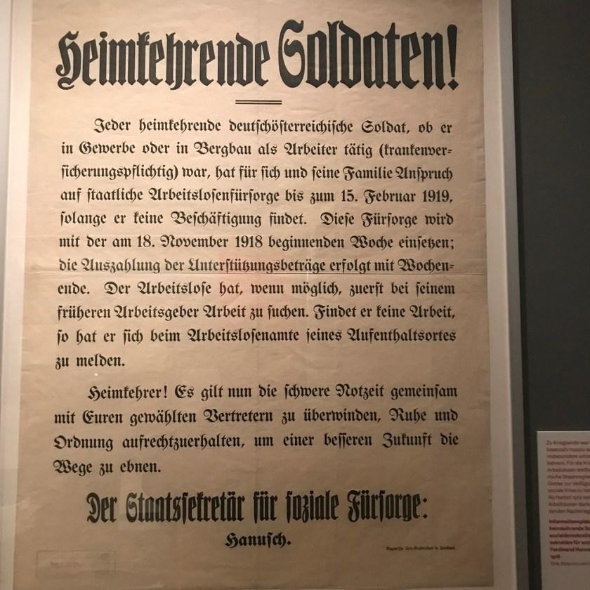 Schautafel (c) Haus der Geschichte