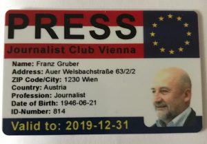 Presseausweis