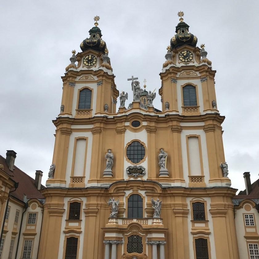 Türme der Stiftskirche