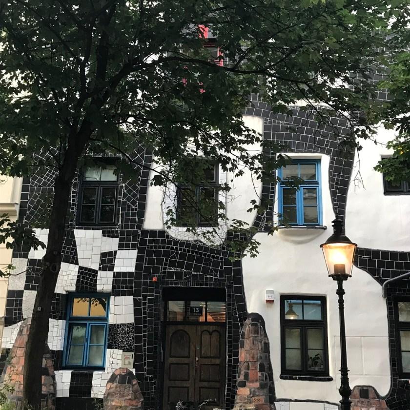 Fassade Untere Weißgerberstraße