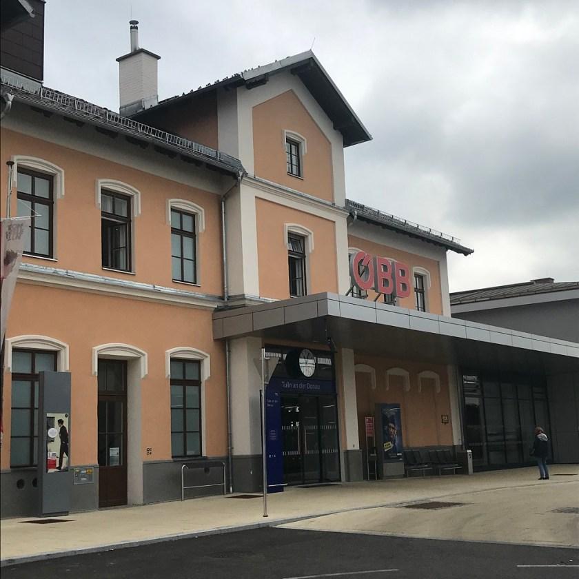 Bahnhof Tulln