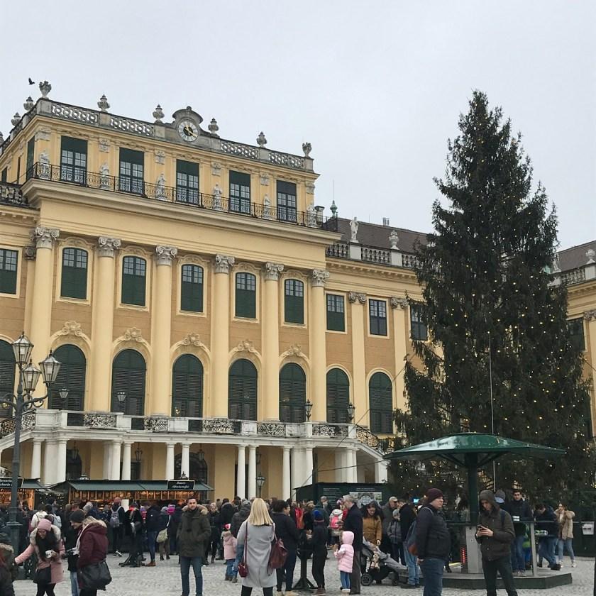 Advent Schönbrunn