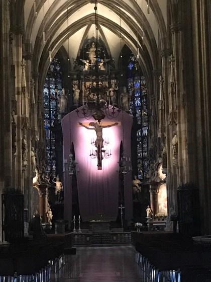 St. Stephan Fastentuch 2020