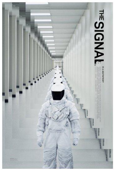 Filmplakat für The Signal