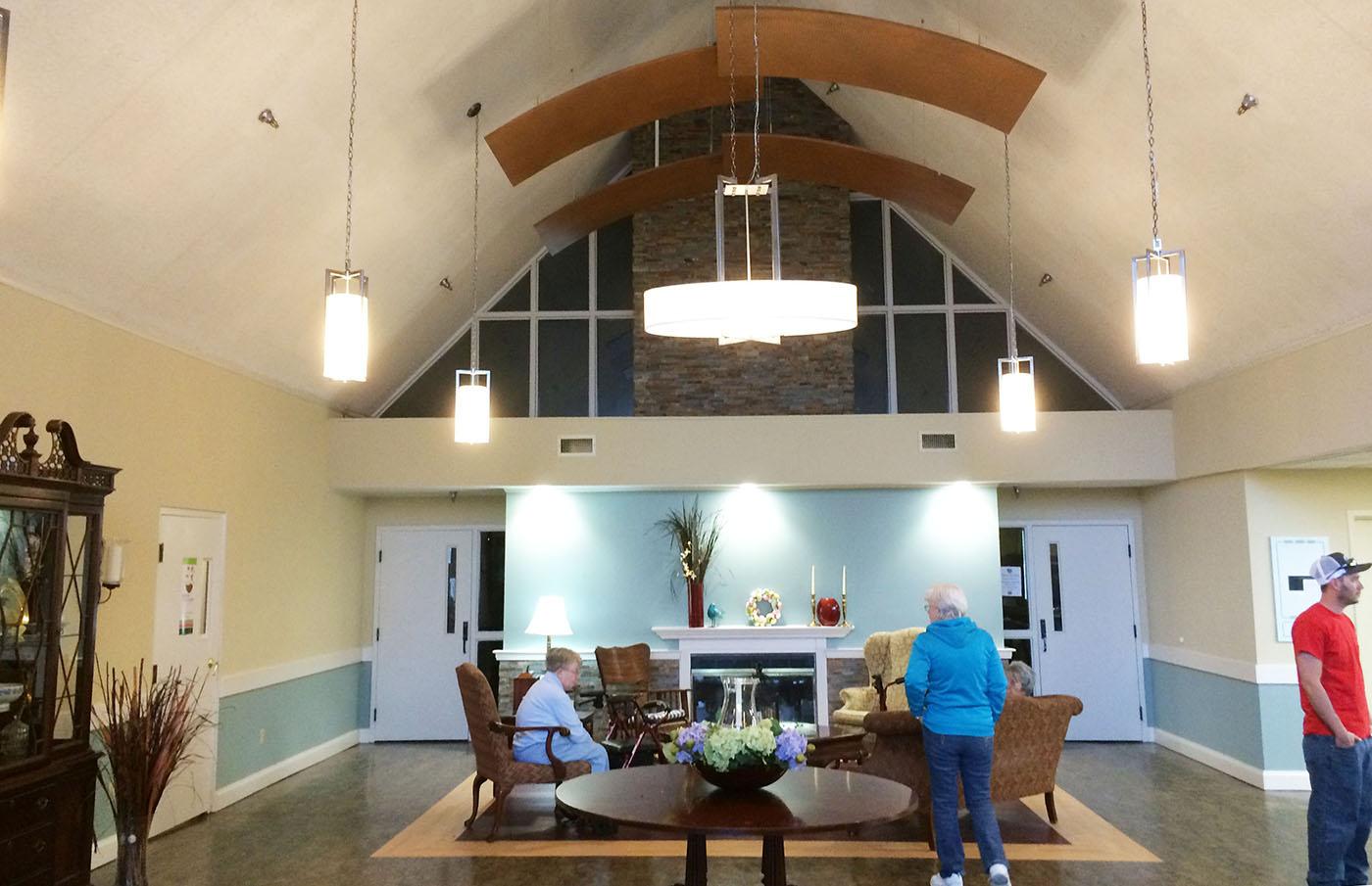Gull Creek Senior Living Memory Care Renovation