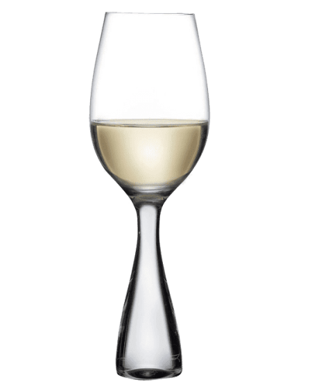 2er Set Nude Weißwein Glas Wine Party – 350 ml