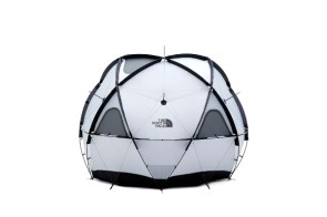 GO OFF GRID – Geodome von The North Face. © Heimtextil Trendbuch