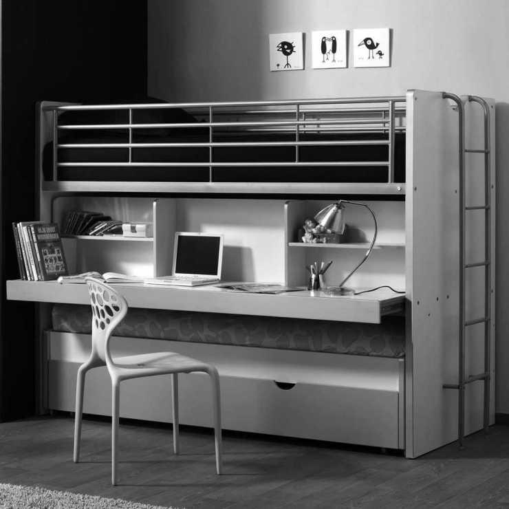 Stockbett Mit Schreibtisch 2021