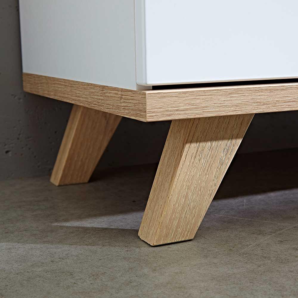 wohnzimmer sideboard weiss schubladen farina html 05 jpg