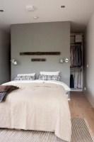 10x begehbarer Kleiderschrank hinter dem Bett   Wohnideen ...