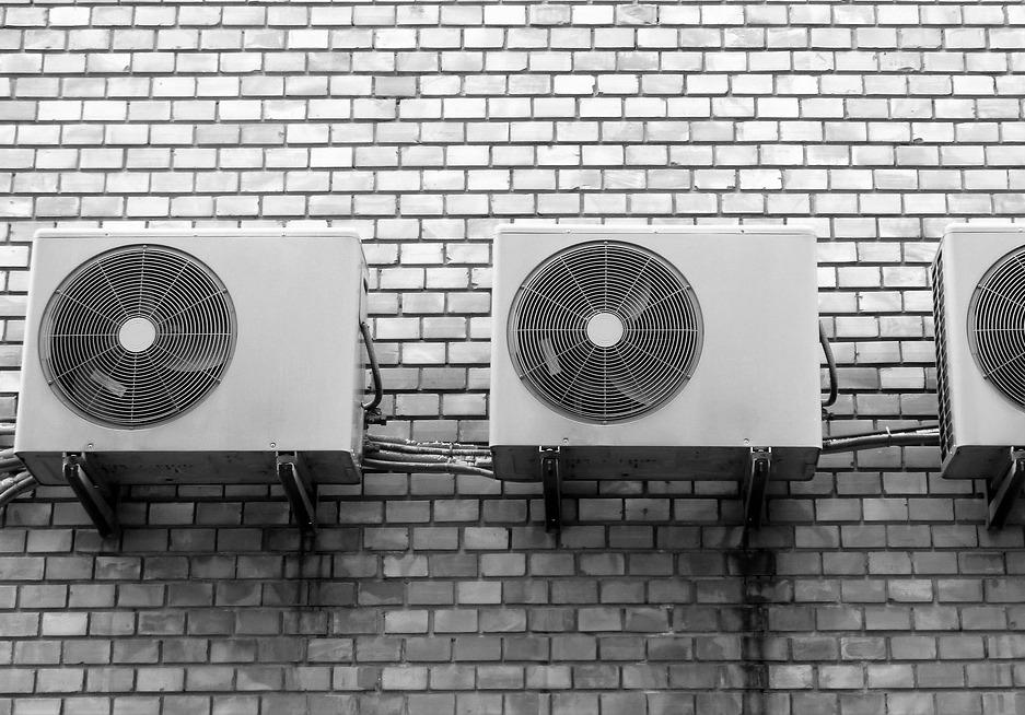 Klimaanlage für den Sommer