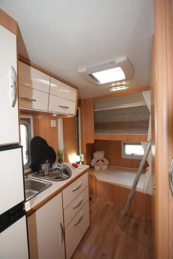 Wohnmobil mit Klimaanlage mieten