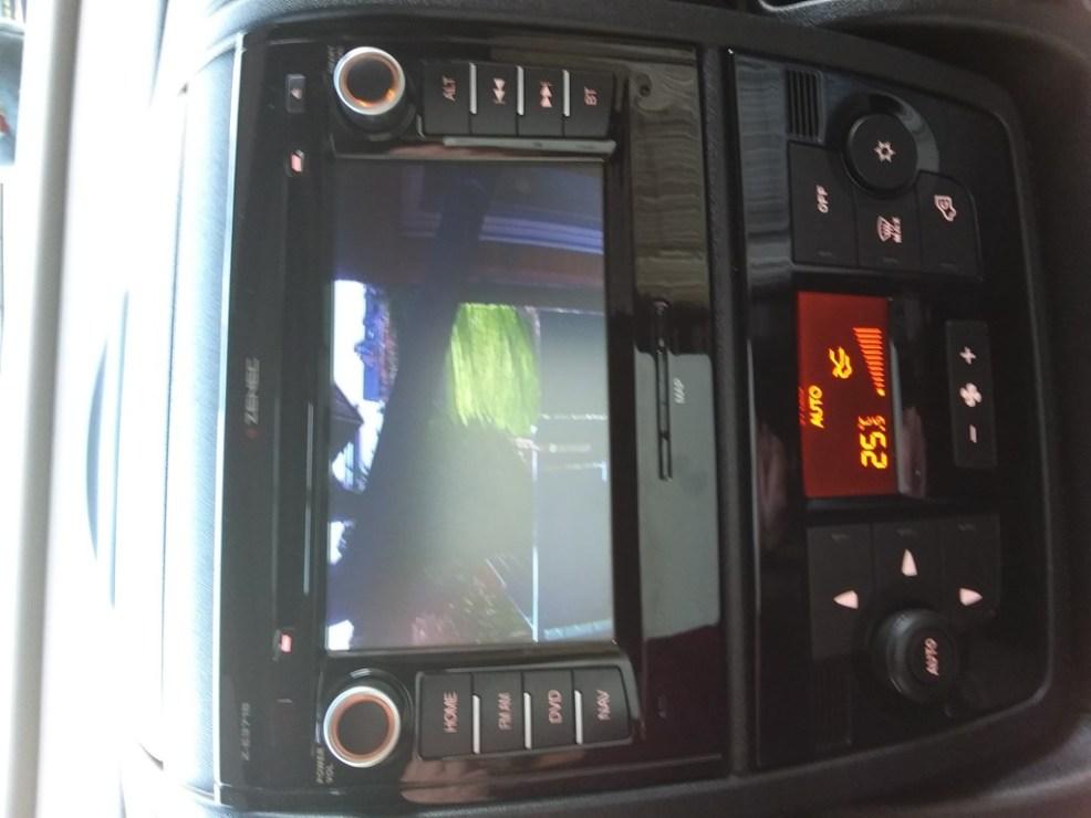 Rückfahrkamera Wohnmobil Waeco
