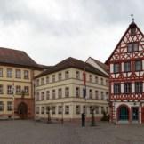 Karlstadt Marktplatz