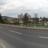 Panorama Karlstadt - ostwärts
