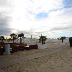 Die Strandbar am Teepott