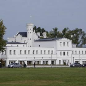 Kurklinik in Heiligendamm