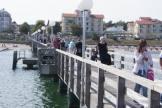 Auf der Seebrücke Kühlungsborn