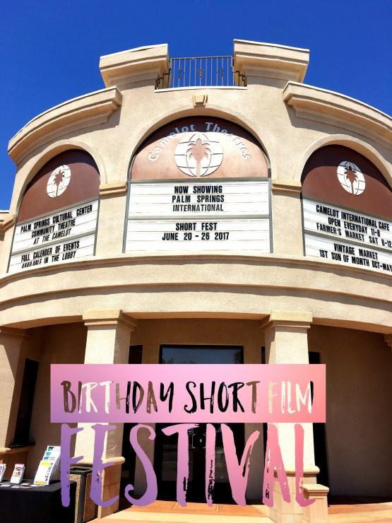 Kurzfilm_Festival in Palm Springs