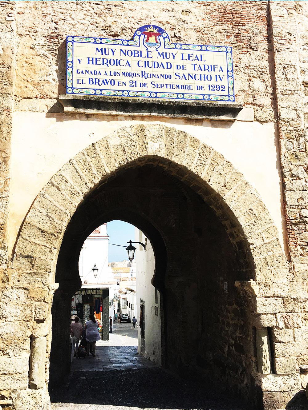 Tarifa-wall