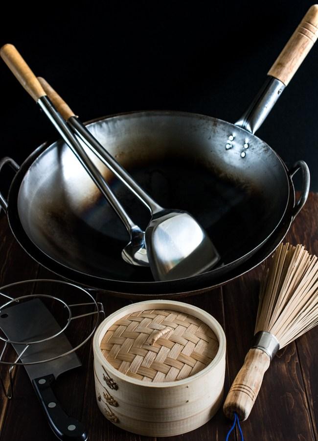 Asian Kitchen Essentials