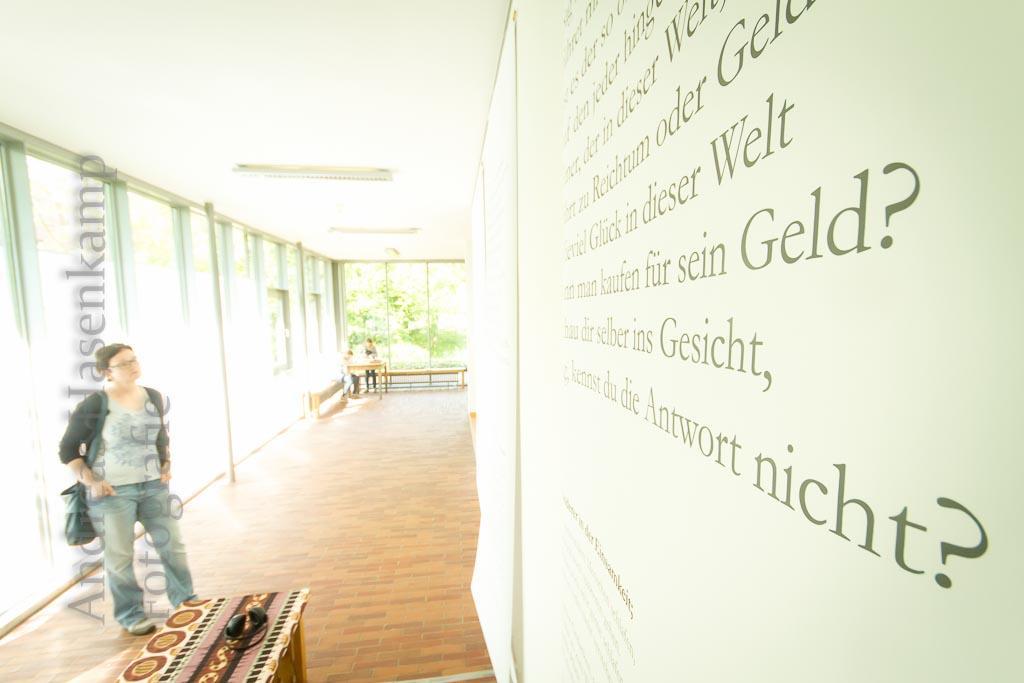 Form, Farbe, Form - Vernissage im Kunsthaus Kannen, Amelsbüren, 14.5.2017 . Foto: A. Hasenkamp, Fotograf in Münster.