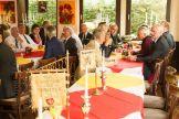 Frühschoppen des Orts- und Schützenvereins Gremmendorf in der Gaststätte Friedenskrug.