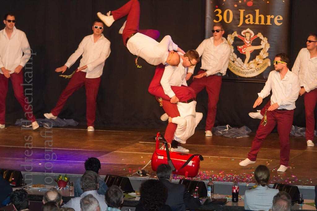 """Toffte Seegers Schwofturnier 2017 in der Stadthalle Hiltrup, veranstaltet von den """"Schlossknackern"""". Foto: A. Hasenkamp, Fotograf in Münster."""