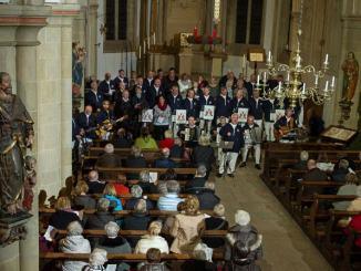 Marine-Shanty-Chor Münster und AWO Wolbeck bestreiten Benefiz-Konzert 1