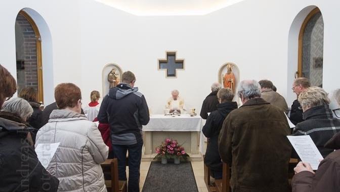 Antonius-Kapelle: Patronatsfest mit Gottesdienst begangen 2