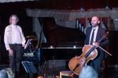Modern Cello-Piano-Duo: mit Flügel